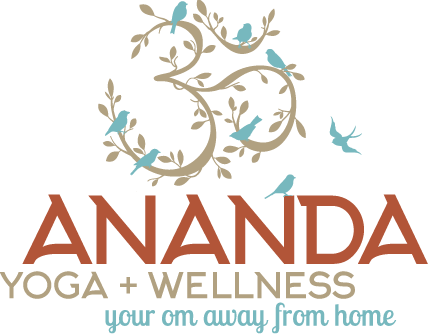 Ananda Yoga + Wellness header image